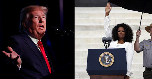 Trump proved America will elect a politically inexperienced billionaire TV superstar Oprah Winfrey as President