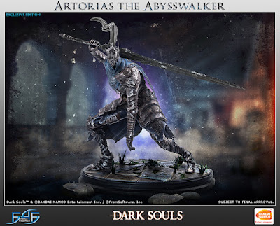 In pre ordine Artorias The Abysswalker della First 4 Figures