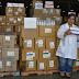 Nicaragua recibe segundo lote de medicamentos de la India