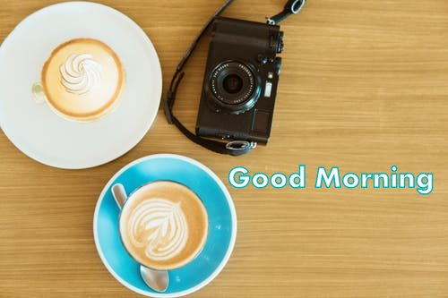 Good morning coffee wallpaper download