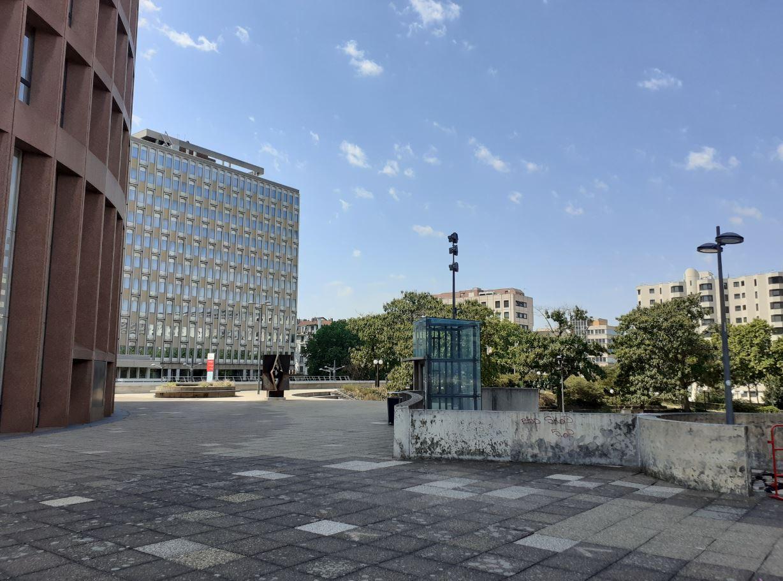 quartier Part-Dieu à Lyon