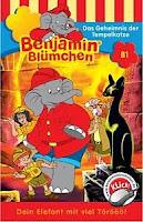 Benjamin Si Secretul pisicii Din Templu