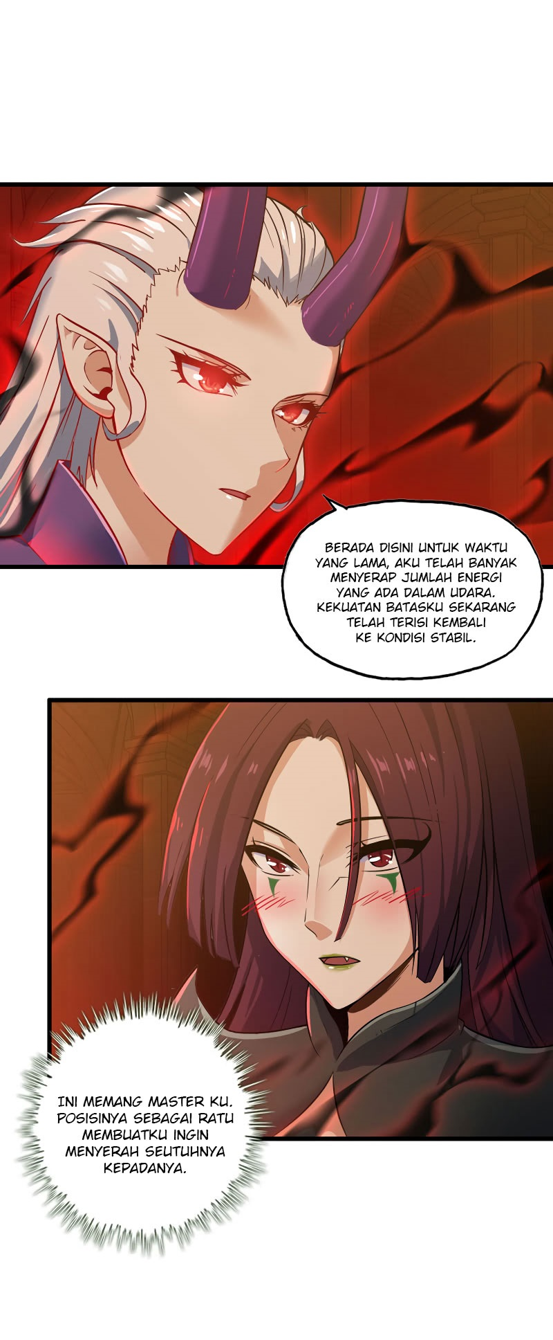 My Wife is a Demon Queen Chapter 166-180