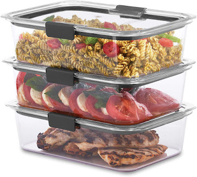 Rubbermaid Brilliance Food Storage Container Reviewed