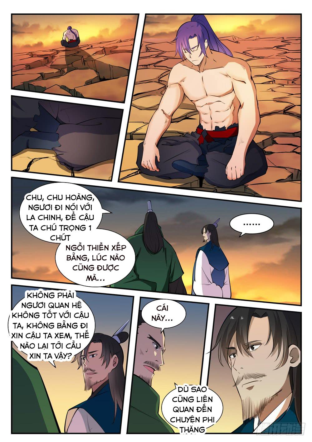 Bách Luyện Thành Thần Chapter 421 video - Hamtruyen.vn