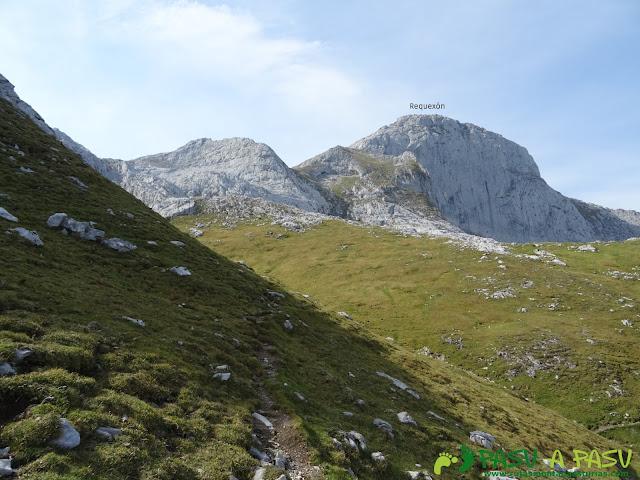 Ruta Requexón - Cotalba: Camino al Requexón