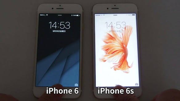 Apa Saja Perbedaan iPhone 6 dan 6s