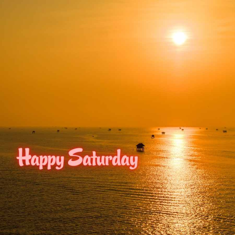 happy saturday greetings