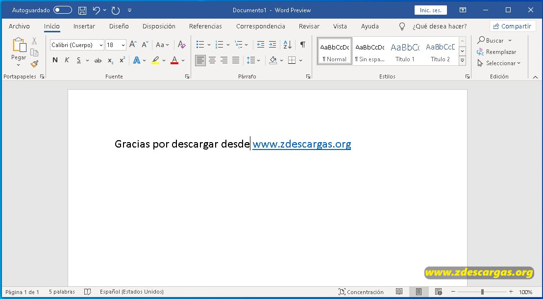 Microsoft Office Pro 2021 Full Español