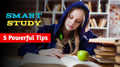 Study Tips For Students | How To Study Smarter Not Harder