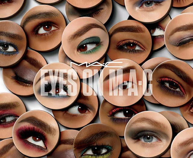 MAC All Eyes on MAC Spring 2017 Makeup Collection