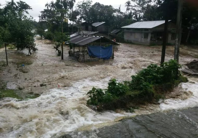 Monsoon misery: Assam's annual tryst with floods