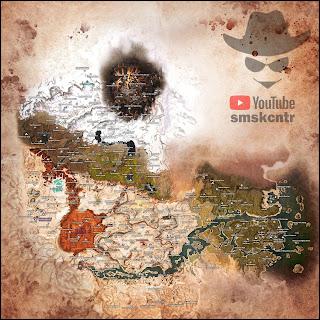 Conan Exiles Full Map