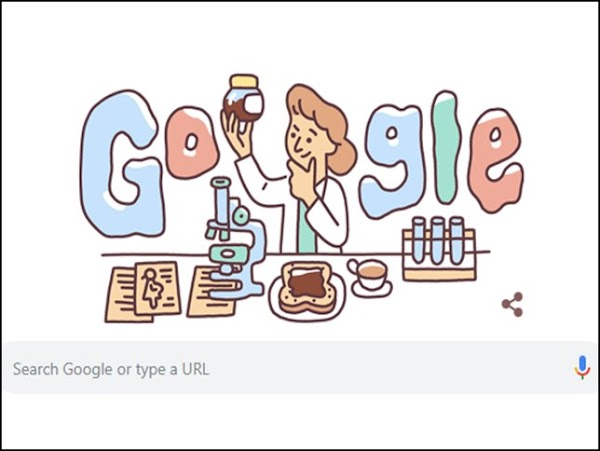 Lucy Wills Google Doodle in Hindi, Lucy Wills In Hindi