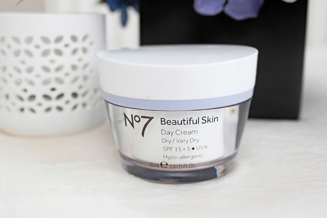 Boots No7 Beautiful Skin Face Cream | Tea And Beauty