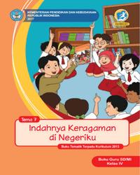 Buku tema 7 Guru Kelas 4 k13 2017