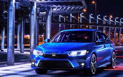 Honda Civic gets better technology and improved handling