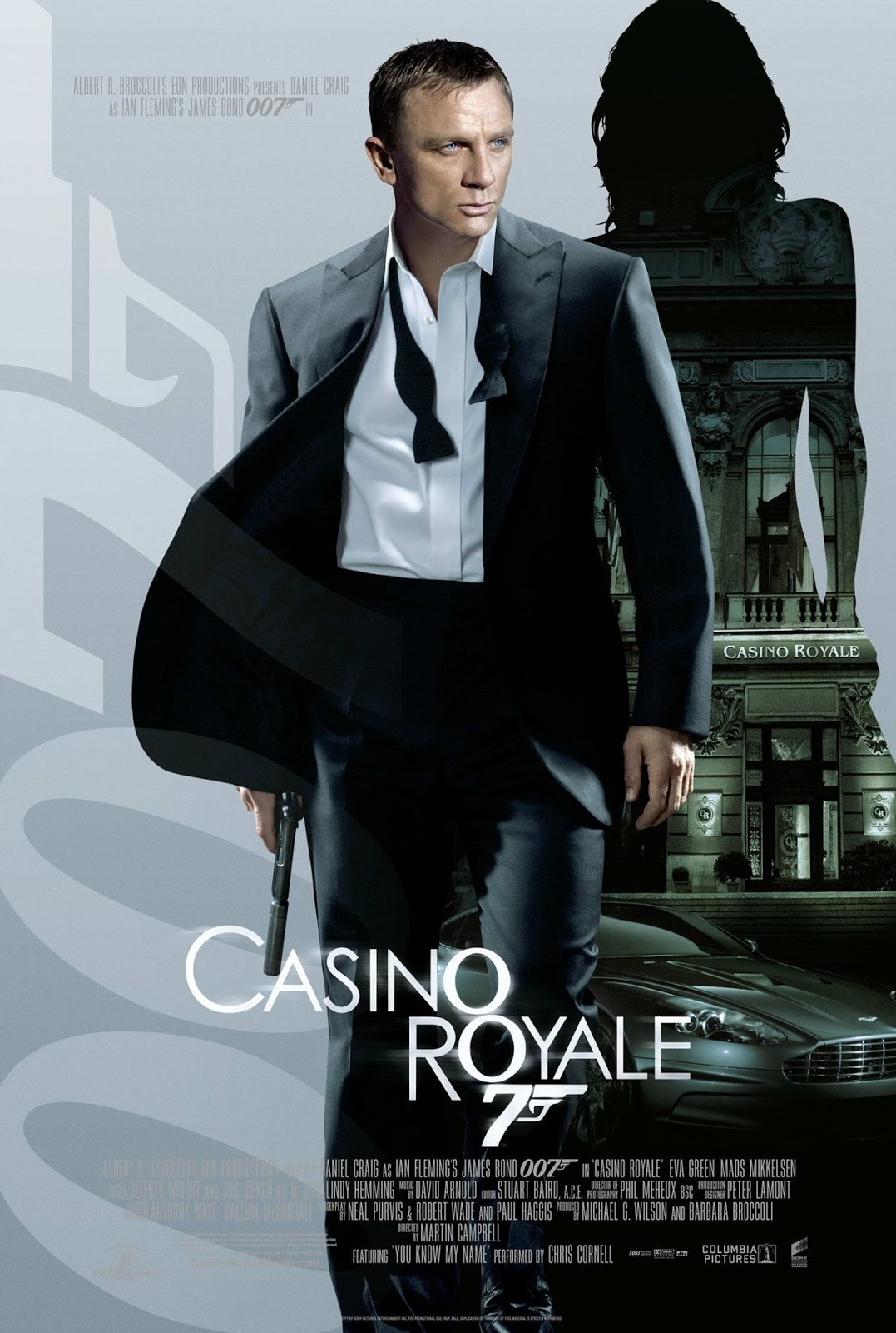 casino royale locations