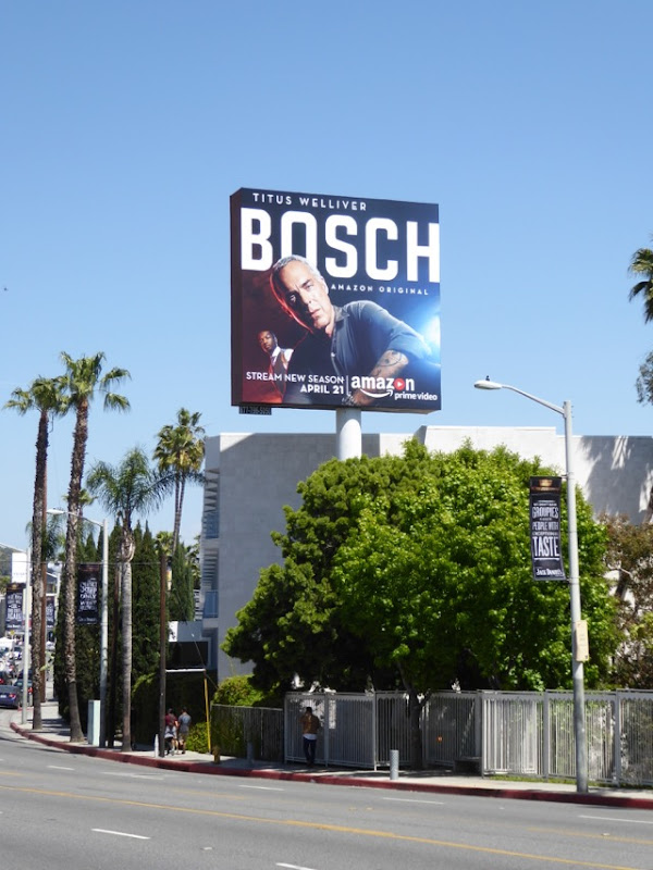 Bosch season 3 billboard