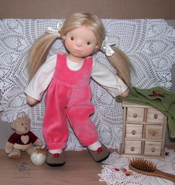 жили были куклы