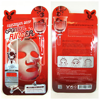 Elizavecca Power Ringer Mask Pack - Collagen Deep