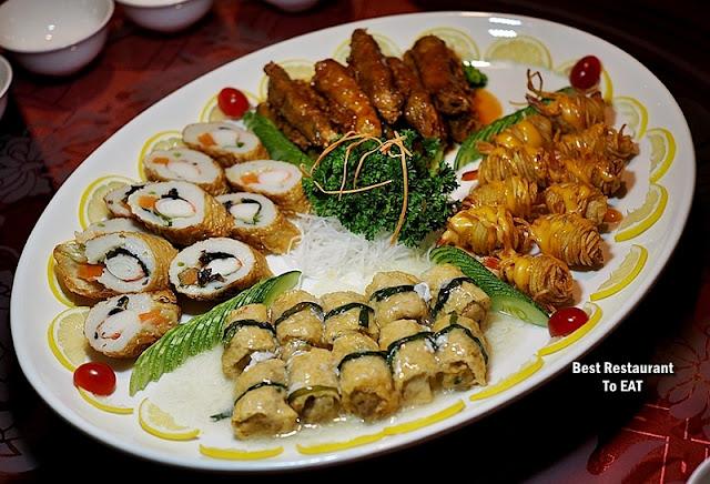 Cosmo Hotel Kuala Lumpur -Chinese New Year Menu - Treasure Platter