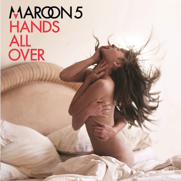 Maroon 5 - Hands All Over (Deluxe Edition) Cover