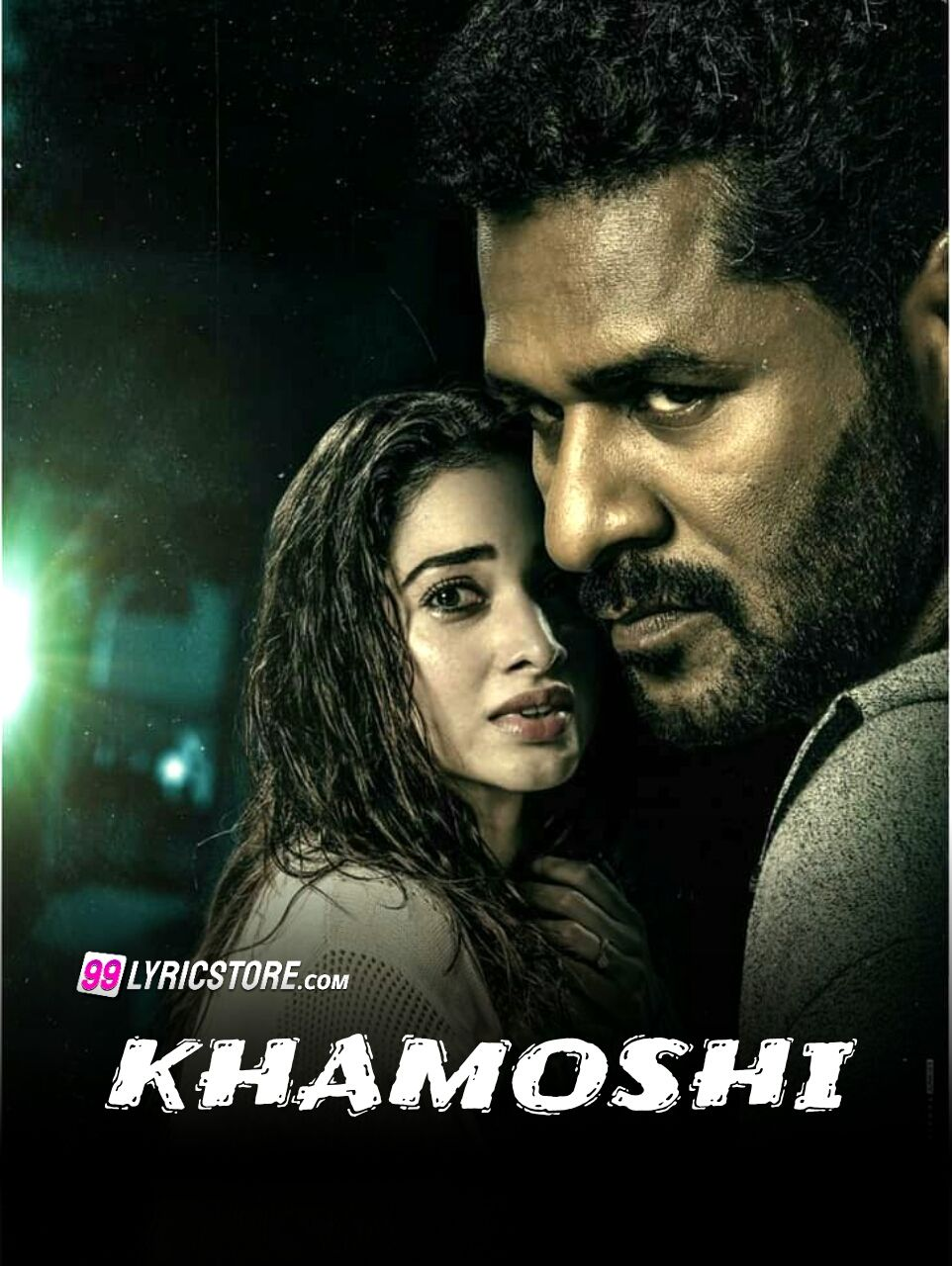 Khamoshi Lyrics Sung by Shruti Hasan