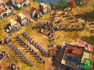 Free Download Age of Empires III Complete with expansion PC Full Version