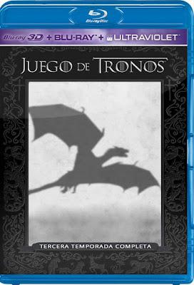 Game Of Thrones (TV Series) S03 BDRip HD Dual Latino