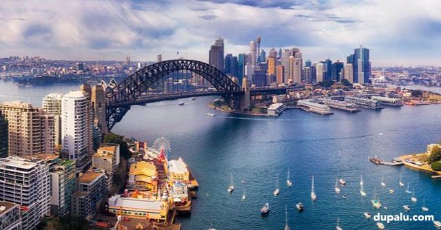 Cómo hacer un visado a Australia