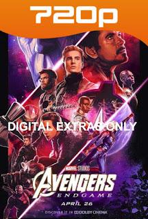 AVENGERS ENDGAME (2019) DIGITAL EXTRAS ONLY HD 720P Uptobox