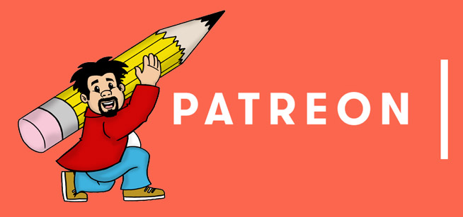 Monthy Erotica Comics on PATREON!