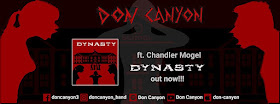 "ART MUSIC: DON CANYON ft. Chandler Mogel – νέο single ""Dynasty"""