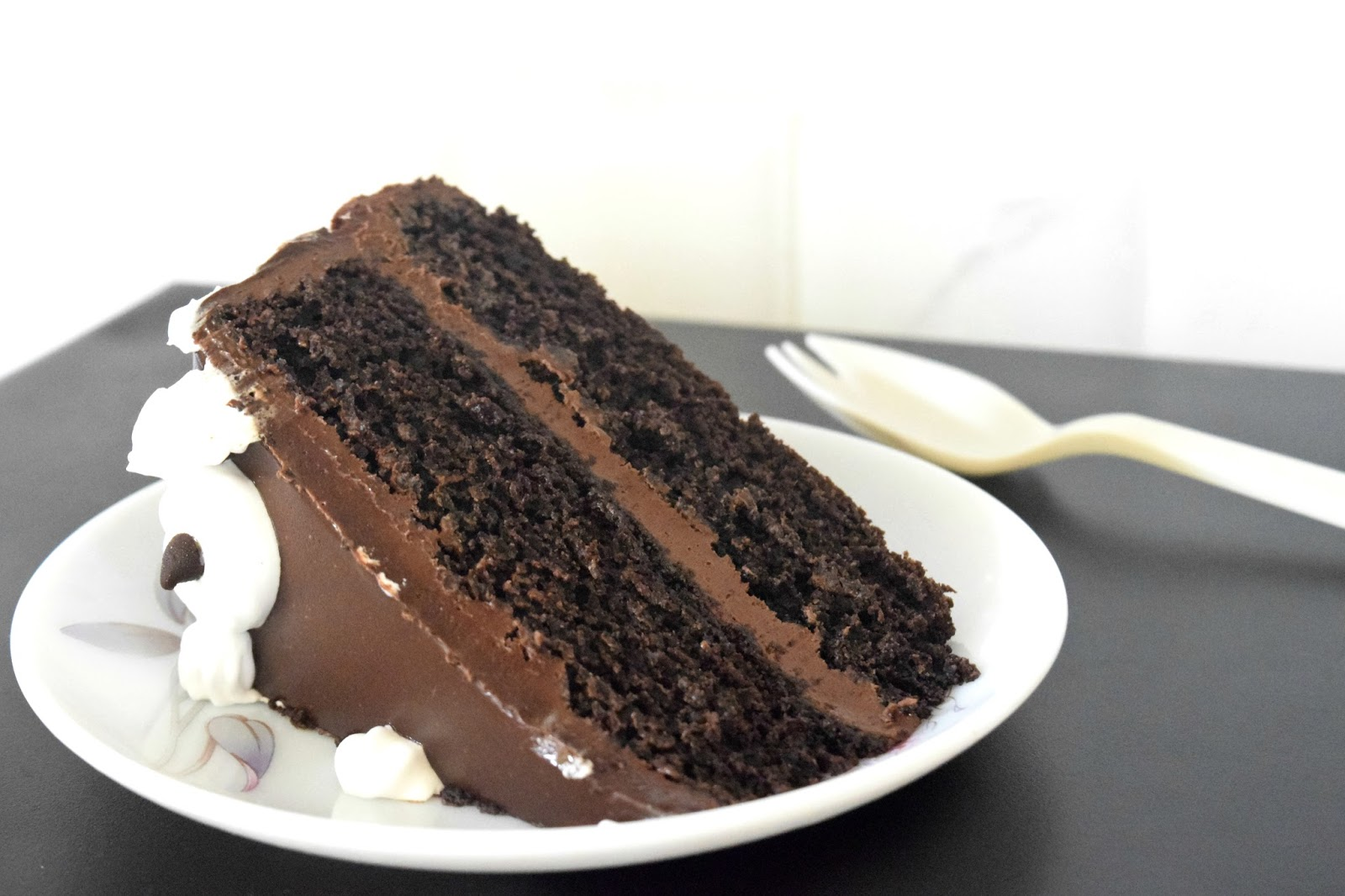 How To Make Chocolate Ganache Filling For Cake