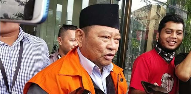 Penyuap Bupati Sidoarjo Saiful Ilah Dituntut 2,5 Tahun Penjara