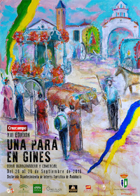 Gines - Una Pará en Gines 2019 - Javier Caracuel