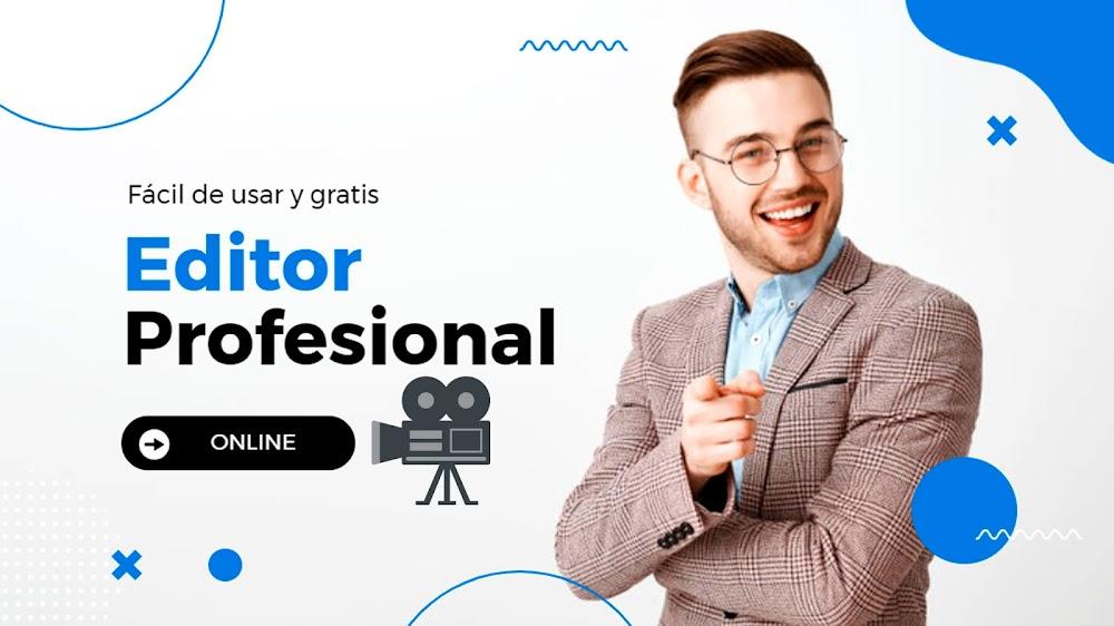 Editor de Video Online para Crear Videos Profesionales