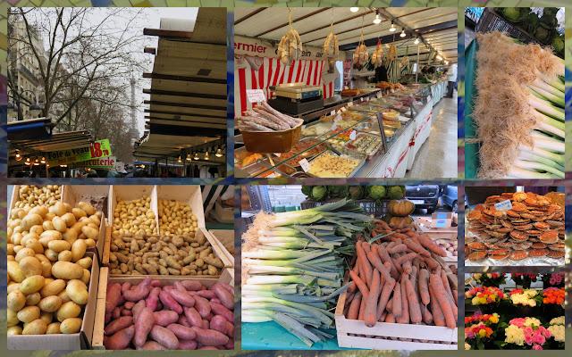 Valentine's Day Weekend in Paris - Saxe-Breteuil Market