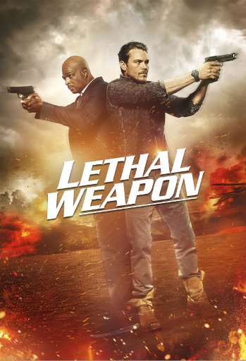 Série Lethal Weapon – HD Todas as Temporadas