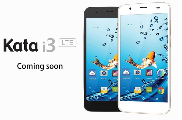 Kata i3L Announced, Affordable Quad-Core LTE Smartphone