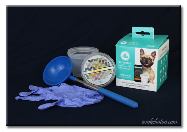 Petnostics Urine Test Kit ~ Urine Collector