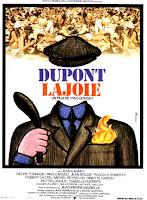 affiche du film DUPONT LAJOIE d'Yves Boisset
