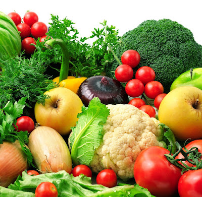 The Types Of Fruits And Vegetables That Contain Lots Of Vitamin A