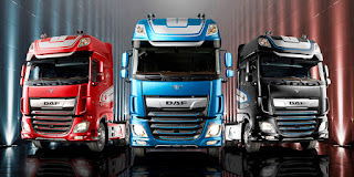 DAF XF 90th Anniversary Edition (2018) Front