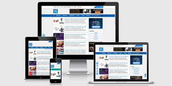 Chia sẻ template blogspot đã sử dụng rất thành công trong thời gian qua