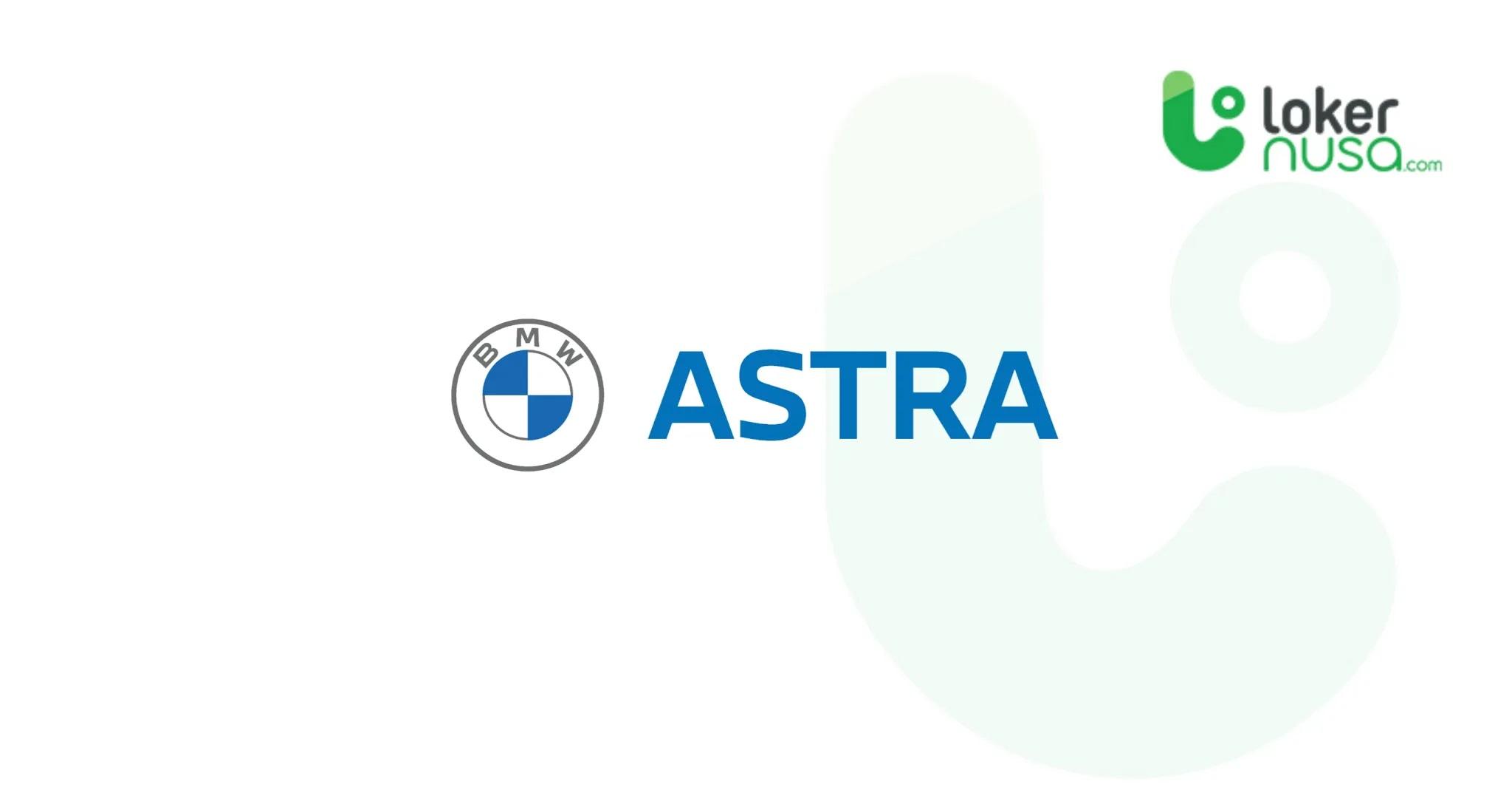 Lowongan Kerja Terbaru BMW Astra
