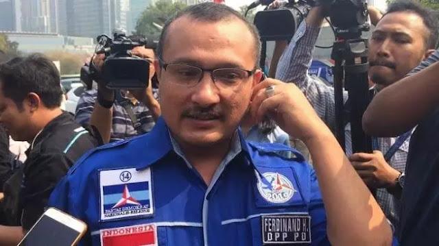 Ferdinand: Sial Betul Nasib DKI Jakarta Punya Gubernur yang Seperti Ini