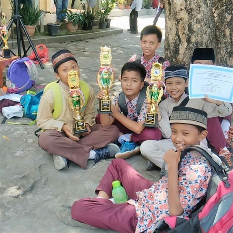 Juara Hafalan Al-Qur'an
