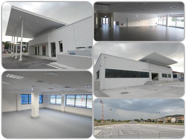 Με γοργούς ρυθμούς προχωρούν οι εργασίες στο νέο κτήριο του αεροδρομίου Ιωαννίνων!